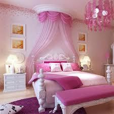 Rosa Schlafzimmer Himmelbett Prinzesssin