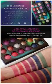 Aurora Lights 18 Color Baked Eyeshadow Palette Sharing Information Media Bh Cosmetics Aurora Lights