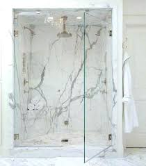 cultured marble shower s replacing floor installation cost enclosure