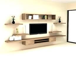 flat screen wall cabinet reclaimed wood unique mounted console ideas tv cabinets with doors cabine