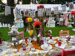 Mad Hatter Tea Party Decorations
