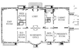 Executive Office Layout Design Fascinating West Wing White House Museum