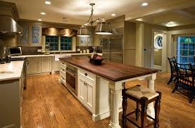 rustic kitchens with islands. Good Kitchen Island Table Ideas Rustic Kitchens With Islands A