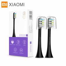 <b>Original</b> Xiaomi 2PCS <b>SOOCAS</b> Replacement Toothbrush Head for ...