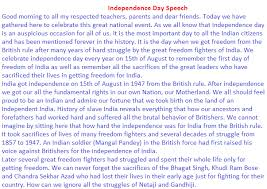 th independence day short essay nibandh lines 15 2016 lines in english for kids