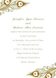 Indian Wedding Invitation Sample Indian Wedding Invitation Writing