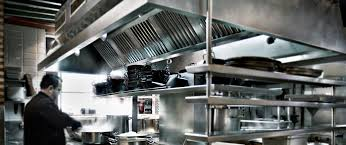 Kitchen Ventilation Grease Removal And Smell Reduction For Professional Kitchens