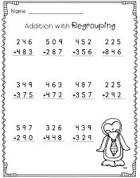 Collections of Worksheets For 2nd Grade Math, - Easy Worksheet Ideas