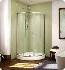 sliding shower door parts door rollers for a shower enclosure of curved glass sliding shower door