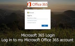 Microsoft 365 Login Log In To My Microsoft Office 365 Account Tecng