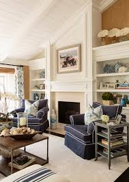 classic coastal interior inspiration ideas classiccoastalinterior classiccoastalinteriors large size of vaulted ceiling living room with fireplace