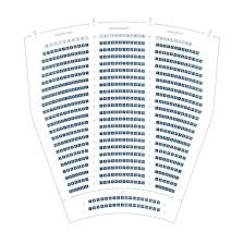 Starlight Theater Seating Chart The Majestic Seating Chart Majestic Theater Virtual Seating