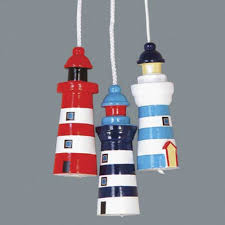lighting in the bathroom. wonderful lighting nautical theme lighthouse light pull  blue u0026 white in lighting the bathroom o