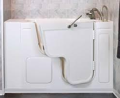 bathroom remodel glazed glass walk in shower