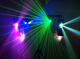small lighting. view our small disco club lighting and effects package e