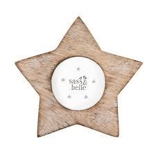 star shaped white wood effect photo frame default image