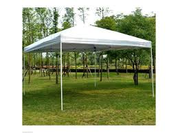 outsunny 13 x 13 ft large pop up tent outdoor party gazebo patio sun shade instant