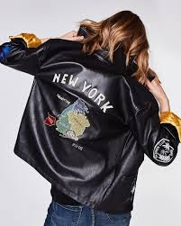 new york leather jacket