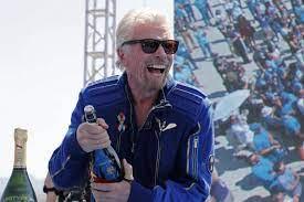 Raumfahrt - Richard Branson: Einmal Weltall und zurück - Wiener Zeitung  Online