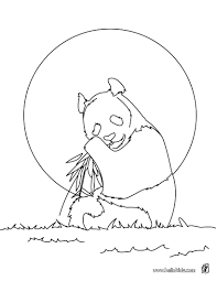 Small Picture Sleeping panda coloring pages Hellokidscom