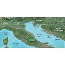 G2 Vision Chart Garmin Blue Chart G2 Vision Veu452s Adriatic Sea