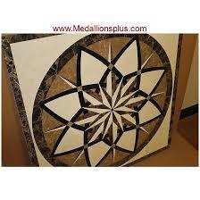 com floor medallions on tile mosaic stone inlays