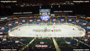 Bok Center Tulsa Oilers Seating Chart Bok Center View From Section 110 Row W Seat 3 Oilers
