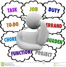 list of job industries servant leadership career options in list including task job chore function project duty errand and