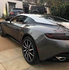 Aston Martin Car Lease In Beverly Hills
