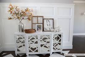 home entrance table. Mirrored-trellis-console-table Home Entrance Table R