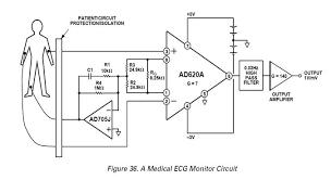 low range fm transmitter circuit diagram wirdig circuit ekg ecg circuit design eeg schematics forward ekg ecg circuit