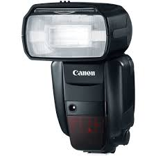 Canon Flash Light Canon Speedlite 600ex Rt