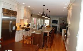 Kitchen Designs Galley Style The Advantages Of Small Galley Kitchen