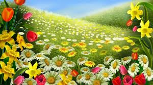 spring wallpapers free for desktop new