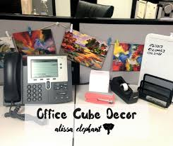 office cube decor. Since You Have To Be A Work Almost Everyday, Might As Well Make Your Office Cube Decor Y