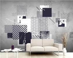 Modernen Minimalistischen Abstrakte Tapete Wohnzimmer Tv Sofa Wand