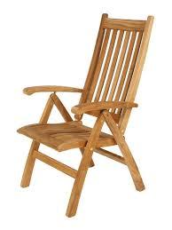 wooden garden chairs teak ascot recliner code reclining argos outdoor wood folding garden chair teak