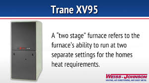trane furnace reviews. Fine Trane Trane XV95 Two Stage Variable Speed Furnace For Reviews E