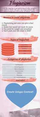 how to write an essay out plagiarizing trusted assignment help  best ideas about avoiding plagiarism citing out the definition main types and categories of plagiarism