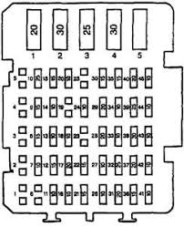 i need a fuse box diagram for a 84 caprice classic the fixya fuse box diagram