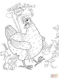 Small Picture Little Red Hen coloring pages Free Coloring Pages