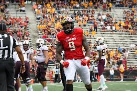 New England Patriots pick Maryland defensive lineman Byron Cowart in 5th  round of NFL Draft - The Diamondback