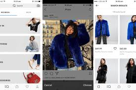 Clothes Designer Apps For Iphone Asos Style Match Is Like A Reverse Image Search For