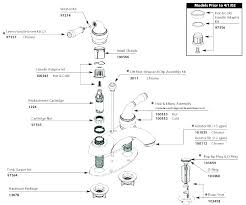 shower faucet parts delta monitor