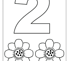 number 2 coloring pages for toddlers free coloring pages for toddlers number 2 coloring sheets for