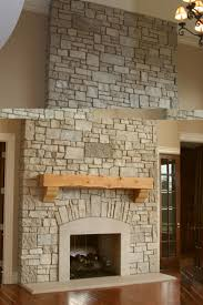 Gorgeous Stone Fireplace Tone ...