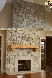 Gorgeous Stone Fireplace Tone ...