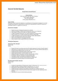 9+ Dentist Resume Sample | By Nina Designs
