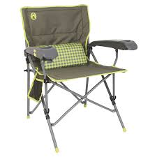 Amazon.com : Coleman Vertex Ultra Hard Arm Chair : Sports \u0026 Outdoors