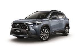 All New Toyota Corolla Cross รถยนต์ SUV น้องใหม่ ให้ชีวิตเดินทาง เริ่มต้น  959,000 บาท